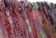 Textiles, Fabric, thread, yarn - love / by Monique Fineman