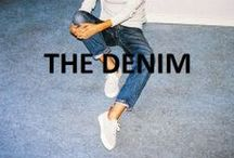 the denim