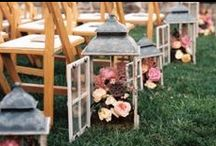 DECOR IDEAS - Lantern decor ideas / by Shannon Winters