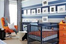 Lin Inn | Oh Boy! / Fun contemporary nursery ideas for a boy.  / by Annesia Lin