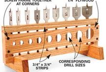 Woodworking / Woodworking - Tools, ideas, and plans...