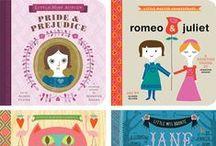 Books for the Kiddos / by Lindsey Rinehart