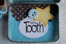 Tooth Fairy / by Lindsey Rinehart