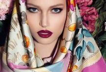 Style | Scarves / Scarves / by Annesia Lin