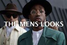 the men's looks