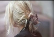 Hair Inspiration / by Elizabeth Montoya