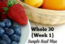 FOOD: WHOLE30