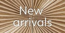 New Editions / Beautiful and stylish new pieces are added to our website every day. These are our newest products - all in one place