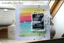 Scrapbook Inspirations / by Tessa Wise