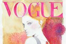 Vogue / by beautifuli
