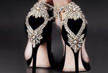 Footwear ♥ / by Sofia Liang