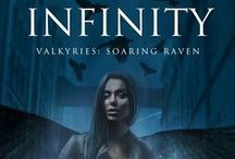 INFINITY CHRONICLES by Sedona Venez / Infinity is a superstar singer, who has always had everything at her fingertips—until her world unravels.