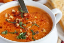 Vegetarian Soups || Vegetarische Suppen / Essen, Suppen, Herzhaft, Vegetarisch