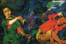 Art-Expressionism-Kokoschka, Oskar (1886–1980)