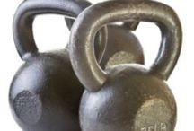Kettle Bell Routines / Great weighted exercises. / by Tricia Bommarito