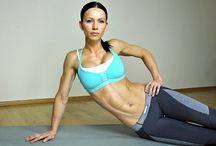 Sexy Abs / How to whittle your midsection!  / by Tricia Bommarito