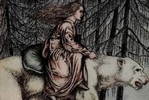 Illustrations-Fairy Tales
