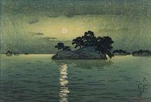 Art-Eastern-Japanese-Hasui Kawase (1883-1957) / Hasui Kawase (1883-1957)