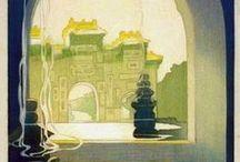 Art-Japonism-Lum, Bertha (1869–1954)