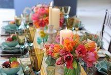 PARTIES! Birthdays & Showers & Bachelorette & Dinner & Bored Wednesday PARTIES