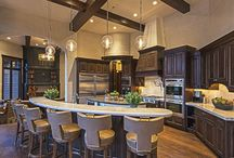 Kitchen ~ The Heart of the Home / I Love Kitchens! / by Joan Murphy
