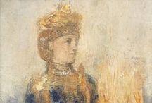 Art-Symbolism-Khnopff, Fernand (1858–1921)