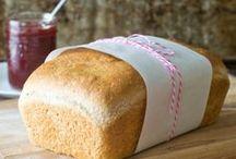 Bread / by Amy Grubb