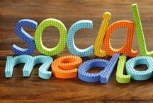 Social Media / It's all about social networks, social timings...