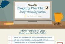 Blogging / How optimizing your blog, checklist...