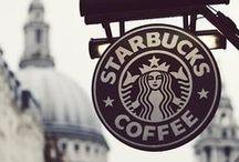 Starbucks / Keep calm and drink a coffee!