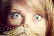 CatBeard / Sometimes cats are also beards...