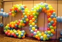 Birthday Party / by Jessica Gaudet