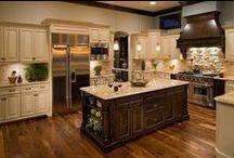 Kitchen Remodels /  Inspiration for kitchen redesign/remodels.