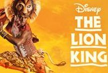 The Lion King / Over forty actors, dancers and singers come together at London's Lyceum Theatre to perform in this blockbuster musical.  More info and tickets here: http://bit.ly/29D2eUL Interesting facts about the show: http://bit.ly/29GvrLU
