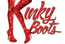 Kinky Boots / Based on the 2005 British-American film of the same name, Kinky Boots the musical tells the same story of an English Midlands shoe factory. The story focuses on Charlie Price, a wannabe London high flyer who, to his dismay, inherits his father's beloved business and feels he needs to salvage the company. With the help of a Soho cross drag queen, Charlie aims to revolutionize the face of cross gender footwear! More info here: http://bit.ly/1PoqEdM