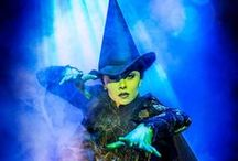 Wicked / Based on the novel by Gregory Maguire and with songs by Stephen Schwartz of Godspell fame, Wicked is a prequel to the much-celebrated The Wizard of Oz. More info here: http://bit.ly/29SsM4e