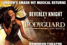 Bodyguard / The smash hit musical The Bodyguard returns to London's West End starring the Queen of British Soul Beverley Knight. More info & tickets here: http://bit.ly/2ar0ywe