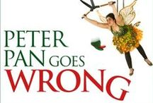 Peter Pan Goes Wrong / Fast-paced, original and laugh-out-loud funny, Peter Pan Goes Wrong is a calamitous and joyful event. Click here for more info & tickets: http://bit.ly/2a94vrk