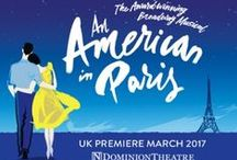 An American In Paris / American GI Jerry Mulligan is desperately trying to make his way as a painter in Paris when he meets beautiful young dancer Lise. This chance encounter opens up a whole new world to Jerry, one in which art, sensuality, friendship and love combine against the troubled backdrop of post-war France. Featuring Broadway stars Robert Fairchild and Leanne Cope as Jerry Mulligan and Lise Dassin, this is a production not to be missed. Get your tickets here: http://bit.ly/2atYQKz