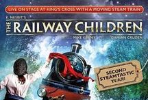 The Railway Children / E. Nesbit's classic children's tale tells the story of Bobbie, Phyllis and Peter who move with their mother to rural Yorkshire and take a house near a railroad. Click here for more info & tickets: http://bit.ly/2abJon2