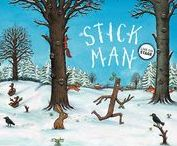 Stick Man / From the book by Julia Donaldson, Illustrated by Axel Scheffler, creators of The Gruffalo Scamp Theatre's delightful adaptation of Julia Donaldson and Axel Scheffler's hugely popular children's book STICK MAN returns for Christmas!   Touching, funny and utterly original, this award-winning production features a trio of top actors and is packed full of puppetry, songs, live music and funky moves.  Click here for more: https://www.fromtheboxoffice.com/3NP6-stick-man/