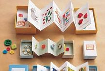 Handmade Books & Cards / Ideas for making your own handmade books or cards for any occasion. This board is a companion to The Carle's Bookmaking &Beyond and Handmade Cards & Books adult workshops. For more information on upcoming programs at The Carle for Adults visit: http://shop.carlemuseum.org/category/workshops-classes/adults For more information about Youth & Family Classes visit: http://carlemuseum.org/content/programs-youth-families / by Diana MacKenzie