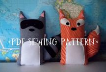 Make this! / Patterns, tutorials, projects / by Rachel Linquist