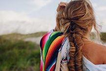 Hair & Makeup & Nails / by Laurel Bogar