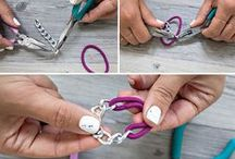 DIY Ideas / Cools things I want to make...or try to make. / by Gabriella K.