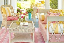 Decks, Porches and Patios / by Angela Clementson