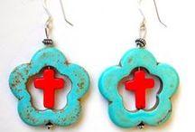 Boho Style Jewelry / funky, tribal, fun jewelry