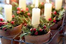 Everything Christmas / christmas food and decorations