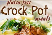crockpot recipes / by Brooke Veneman