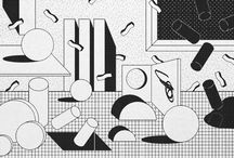 . Illustrations . / by Baptiste Roulin